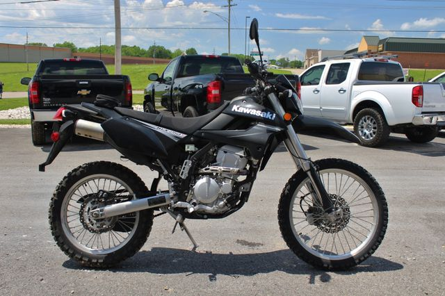 2010 Kawasaki KLX 250S