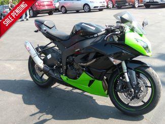 2010 Kawasaki Ninja® ZX™-6R in Ephrata PA, 17522