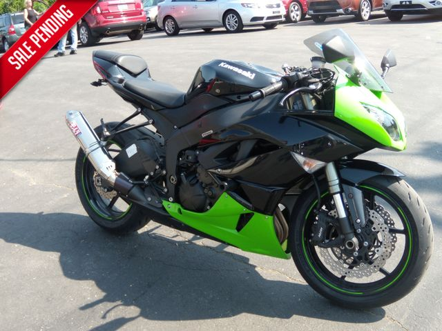 2010 Kawasaki Ninja® ZX™-6R