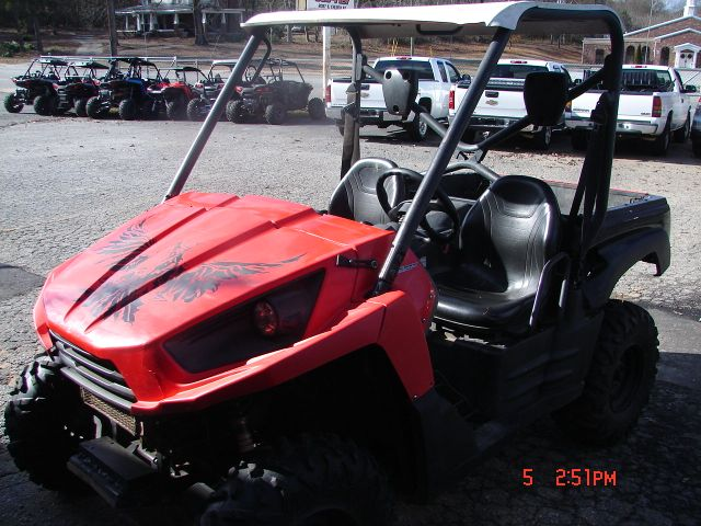 2010 Kawasaki t-rex 750 Spartanburg, South Carolina