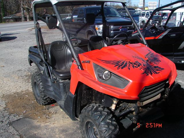 2010 Kawasaki t-rex 750 Spartanburg, South Carolina 1