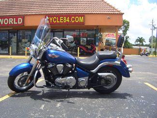 2010 Kawasaki Vulcan 900 Classic VN900BF in Davie, FL 33324