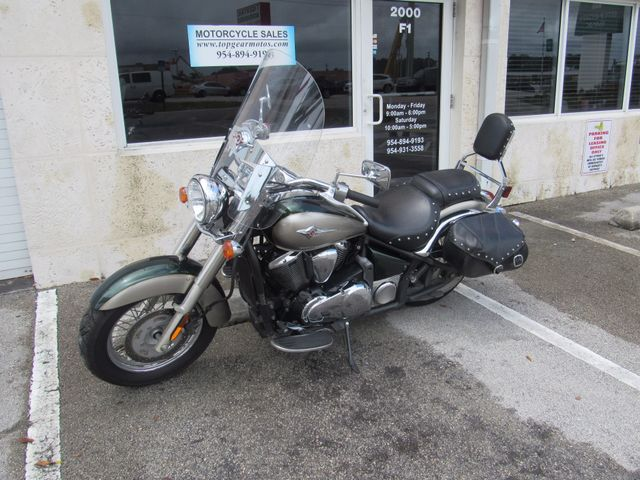 2010 Kawasaki Vulcan 900 Classic LT in Dania Beach Florida, 33004