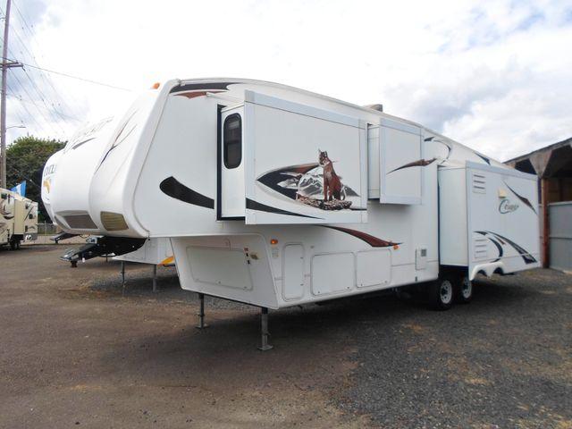2010 Keystone Cougar 326MKS Salem, Oregon