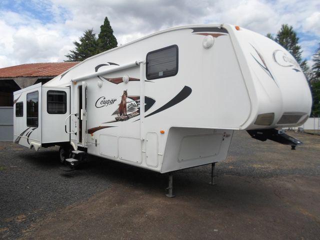 2010 Keystone Cougar 326MKS Salem, Oregon 1
