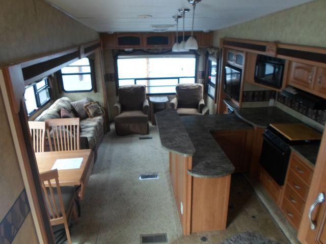 2010 Keystone Cougar 326MKS Salem, Oregon 4