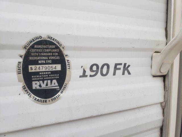 2010 Keystone Energy M190 FK 24ft Toy Hauler in Dickinson, ND 58601