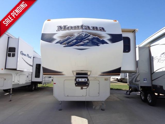 2010 Keystone Montana 3400RL Mandan, North Dakota