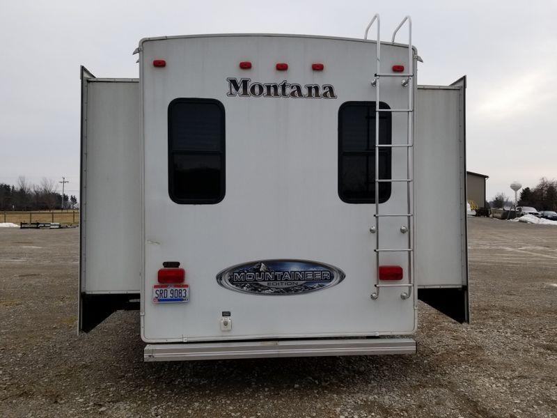 2010 Keystone Montana Mountaineer Series M-345DBQ  in , Ohio