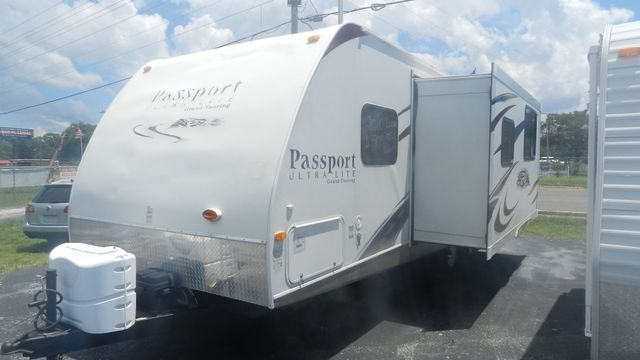 2010 Keystone passport  grand touring Hudson , Florida 1