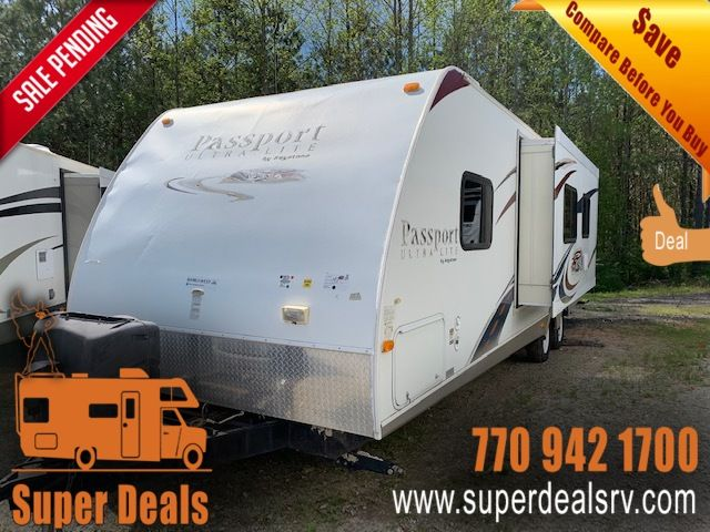 2010 Keystone Passport Ultra Lite 300BH in Temple, GA 30179