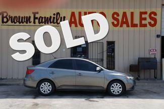 2010 Kia Forte EX | Houston, TX | Brown Family Auto Sales in Houston TX