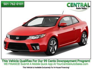 2010 Kia Forte Koup EX | Hot Springs, AR | Central Auto Sales in Hot Springs AR