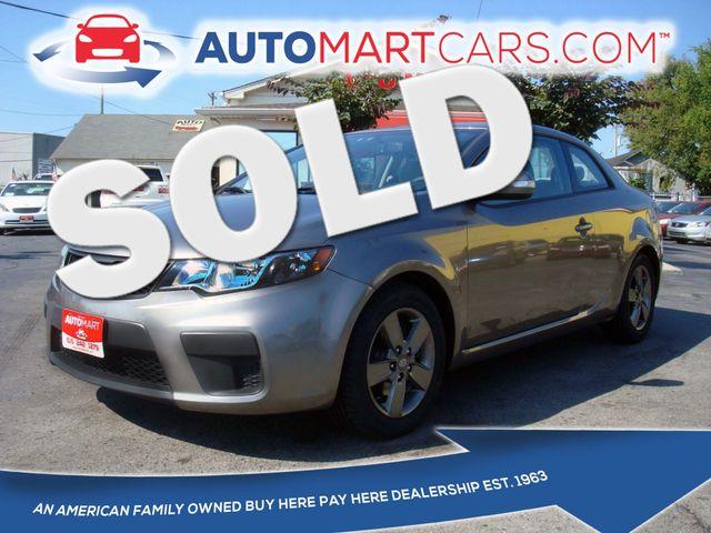 2010 Kia Forte Koup EX | Nashville, Tennessee | Auto Mart Used Cars Inc. in Nashville Tennessee