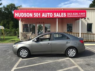 2010 Kia Forte EX | Myrtle Beach, South Carolina | Hudson Auto Sales in Myrtle Beach South Carolina