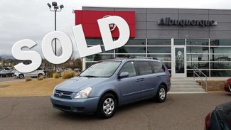 2010 Kia Sedona LX in Albuquerque, New Mexico 87109