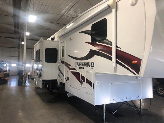 2010 Kz INFERNO 3510SST in Mandan, North Dakota 58554