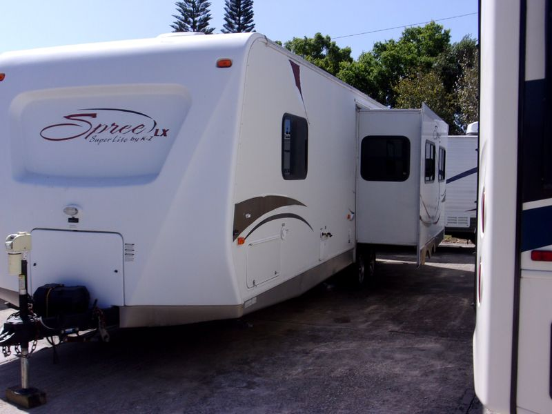 2010 Kz SPREE ULTRA LIGHT  323RL  city FL  Manatee RV  in Palmetto, FL