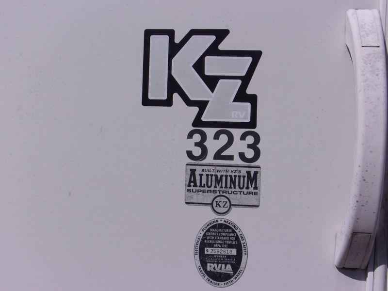 2010 Kz SPREE ULTRA LIGHT  323RL  city FL  Manatee RV  in Palmetto, FL