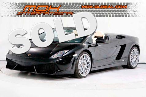 2010 Lamborghini Gallardo Spyder LP560-4 in Los Angeles