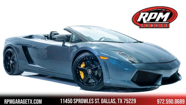 2010 Lamborghini Gallardo Spyder in Dallas, TX 75229