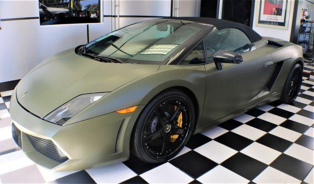 2010 Lamborghini Gallardo Spyder in Pompano, Florida 33064
