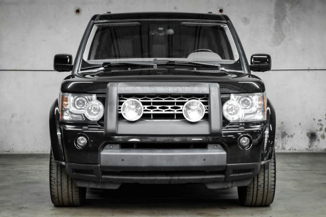 2010 Land Rover LR4 LUX w/ LUX Plus & Rear Entertainment Package in Addison, TX 75001