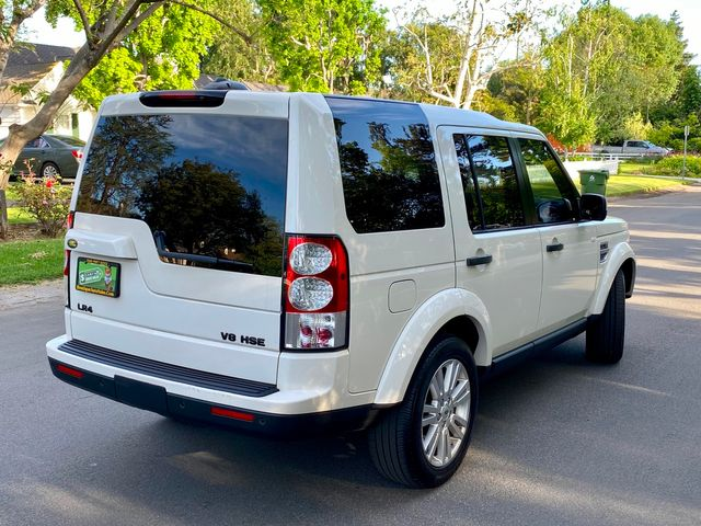 2010 Land Rover LR4 HSE LOADED NAVIGATION 3RD SEATS NEW TIRES SERVICE RECORDS in Van Nuys, CA 91406
