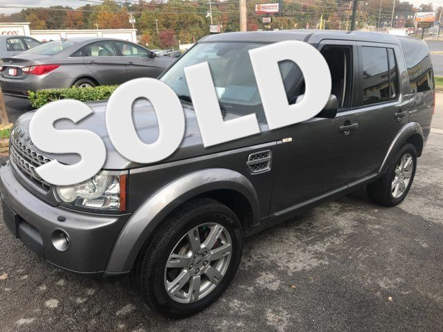 2010 Land Rover LR4 Base Knoxville, Tennessee