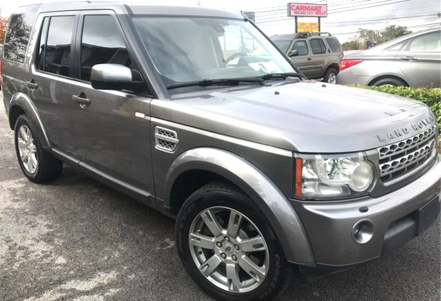 2010 Land Rover LR4 Base Knoxville, Tennessee 2