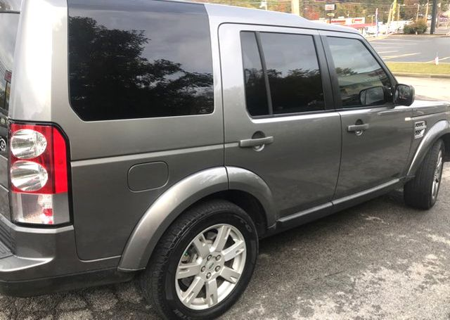 2010 Land Rover LR4 Base Knoxville, Tennessee 4