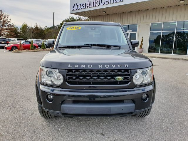 2010 Land Rover LR4 LUX AWD w/DVD in Louisville, TN 37777