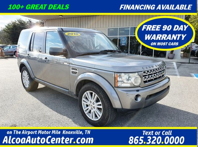 2010 Land Rover LR4 HSE LUXURY PLUS Package W/ 7 Seat Comfort