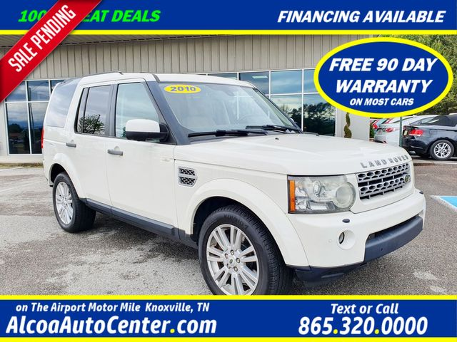 "2010 Land Rover LR4 HSE 7-Seat w/Leather/Navi/Skylights/19"" Alloys in Louisville, TN 37777"