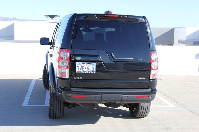 2010 Land Rover LR4 HSE Reseda, CA 8