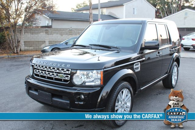 2010 Land Rover LR4 LUX WITH A LOT OF SERVICE RECORDS