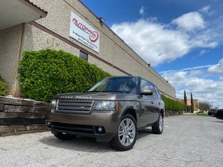 2010 Land Rover Range Rover HSE LUX in Addison, TX 75001