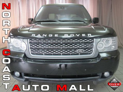 2010 Land Rover Range Rover HSE LUX in Akron, OH