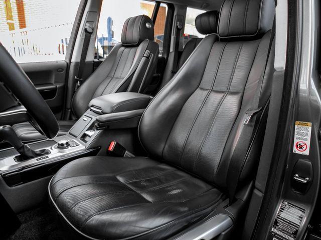2010 Land Rover Range Rover HSE LUX Burbank, CA 10