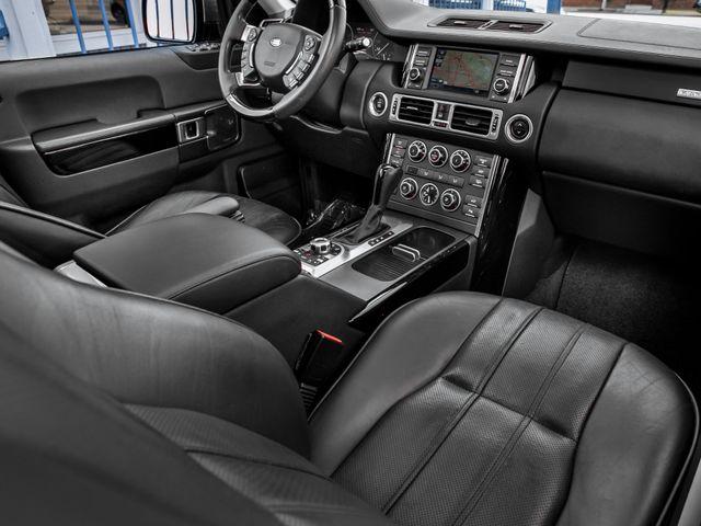 2010 Land Rover Range Rover HSE LUX Burbank, CA 11