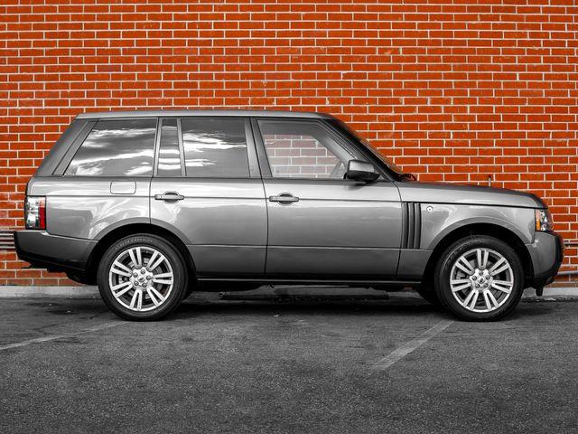 2010 Land Rover Range Rover HSE LUX Burbank, CA 4