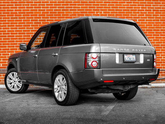 2010 Land Rover Range Rover HSE LUX Burbank, CA 7
