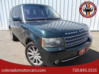 2010 Land Rover Range Rover SC in Englewood, CO 80110