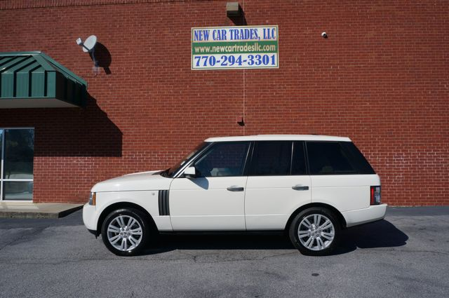 2010 Land Rover Range Rover HSE LUX in Loganville, Georgia 30052
