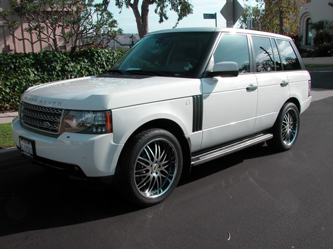 2010 Land Rover Range Rover HSE LUX, Low Mileage, One Owner in , California