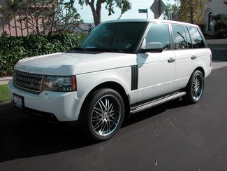 2010 Land Rover Range Rover in , California