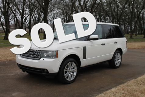 2010 Land Rover Range Rover HSE LUX in Marion, Arkansas