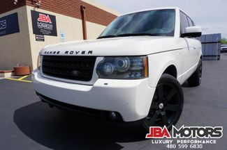 2010 Land Rover Range Rover HSE LUX Full Size 4WD SUV Luxury Package | MESA, AZ | JBA MOTORS in Mesa AZ