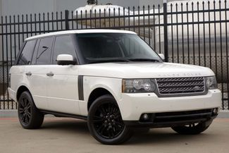 2010 Land Rover Range Rover HSE LUX*Navi* BU Cam* DVD* Sunroof* 4WD* Only 73k  | Plano, TX | Carrick's Autos in Plano TX