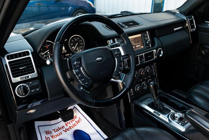 2010 Land Rover Range Rover HSE LUX in Rowlett, Texas